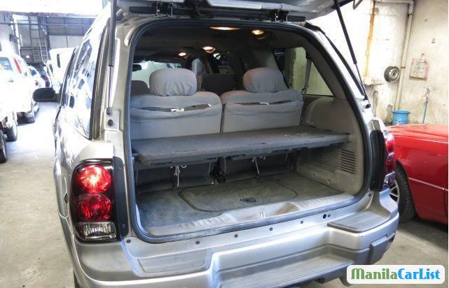 Chevrolet TrailBlazer Automatic 2004 - image 4
