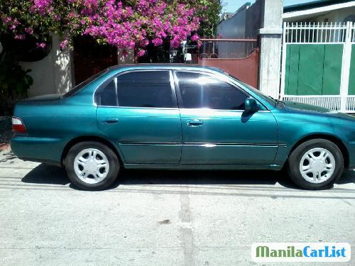 Toyota Corolla Automatic 1997 in Metro Manila