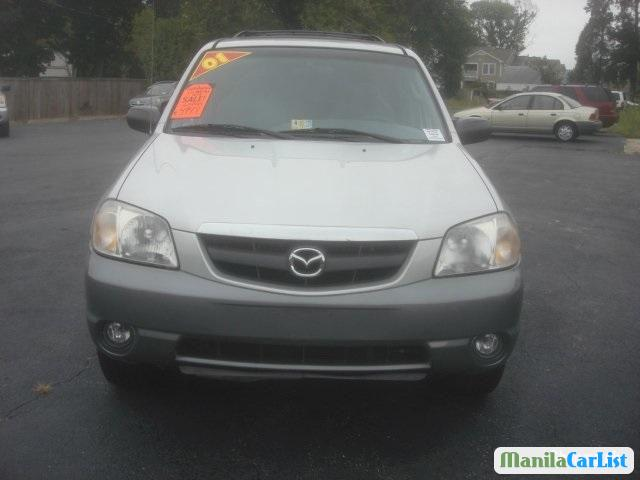 Pictures of Mazda Tribute Automatic 2001