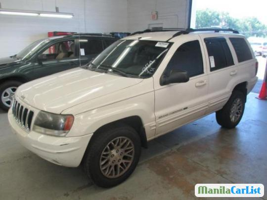 Pictures of Jeep Cherokee Automatic 2003