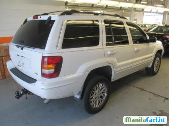 Jeep Cherokee Automatic 2003 - image 3