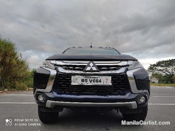 Picture of Mitsubishi Montero Sport GLX 2.4L 4X2 Automatic 2019