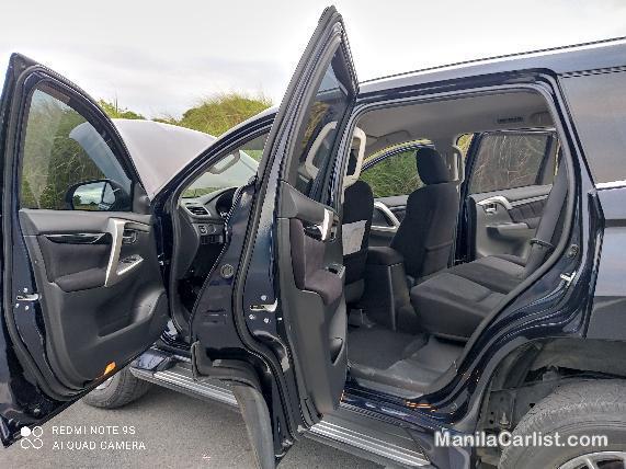 Mitsubishi Montero Sport GLX 2.4L 4X2 Automatic 2019 - image 8