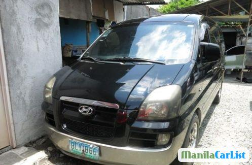 Picture of Hyundai Starex Automatic 2004