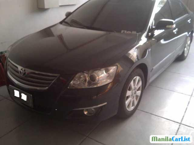 Pictures of Toyota Camry Automatic 2008