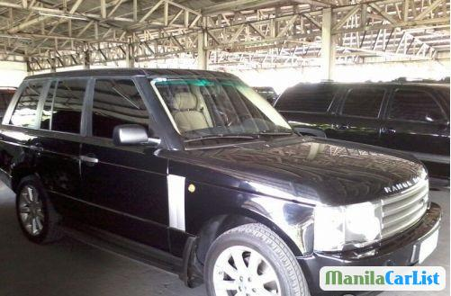 Picture of Land Rover Range Rover Automatic 2004