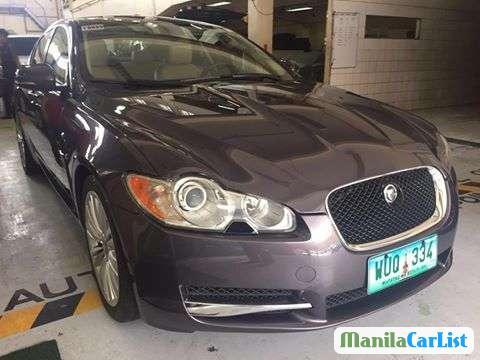 Picture of Jaguar XF Manual 2012