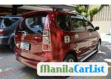 Toyota Avanza Manual 2008 in Philippines