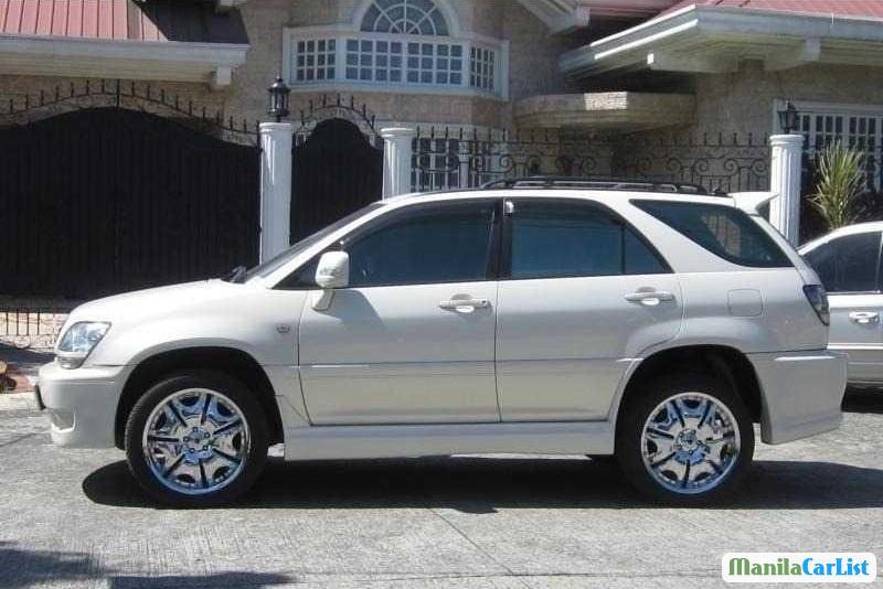Lexus RX Automatic 2002