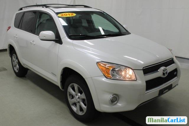 Picture of Toyota RAV4 Automatic 2012