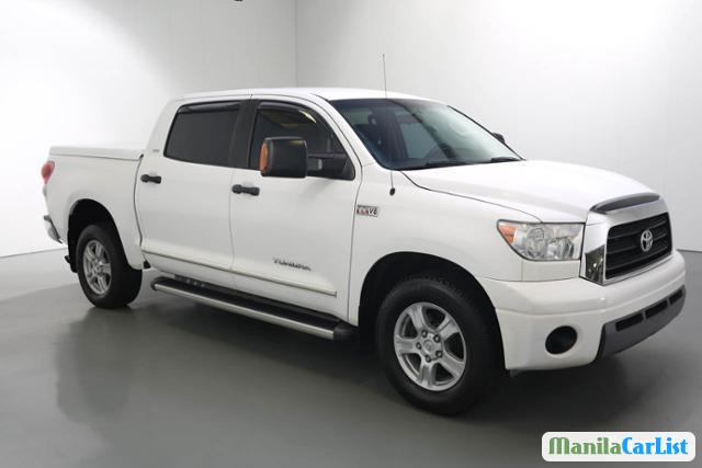 Picture of Toyota Tundra Automatic 2007