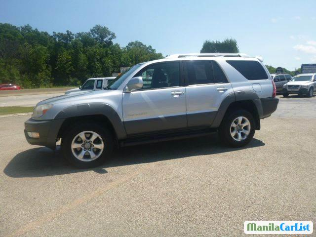 Pictures of Toyota 4Runner Automatic 2003