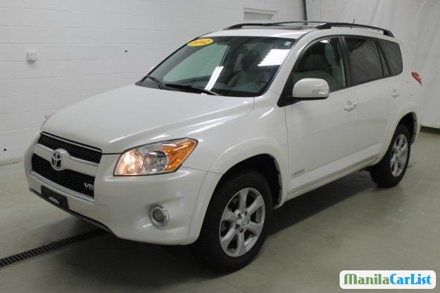 Toyota RAV4 Automatic 2012