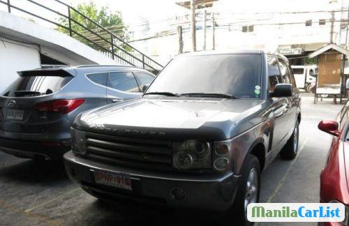 Pictures of Land Rover Range Rover Automatic 2005
