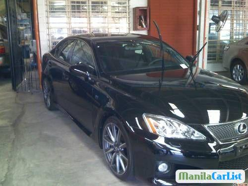 Pictures of Lexus IS Automatic 2009