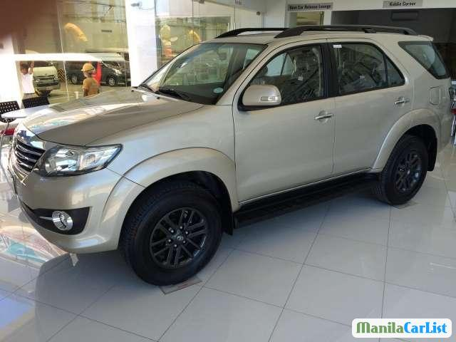 Pictures of Toyota Fortuner Automatic 2015