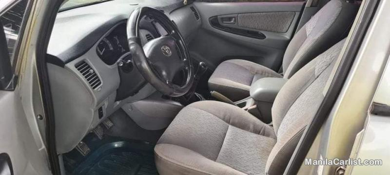 Picture of Toyota Innova Manual 2010 in Guimaras