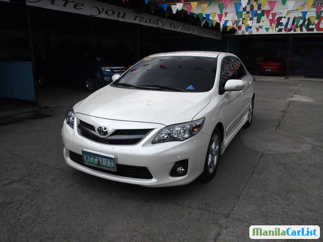 Picture of Toyota Corolla Automatic 2013