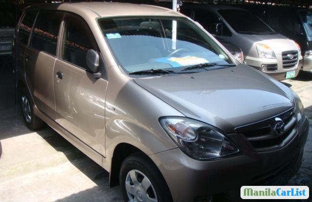 Picture of Toyota Avanza 2010