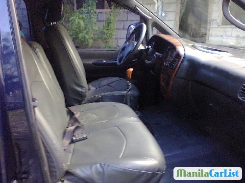 Hyundai Starex Manual in Philippines