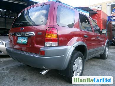 Ford Escape Automatic 2006 in Philippines