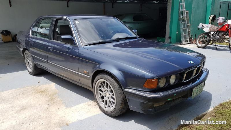 Pictures of BMW 7 Series V8 Automatic 1992