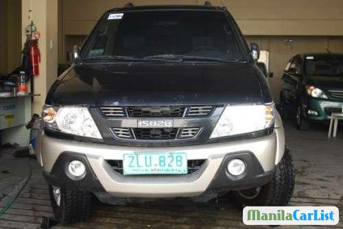 Picture of Isuzu Manual 2008