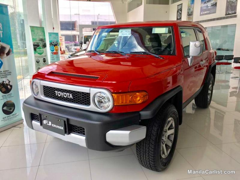 Picture of Toyota FJ Cruiser Offroad AT Automatic 2019