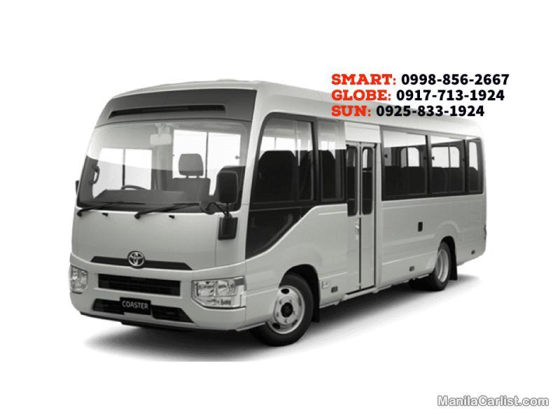 Pictures of Toyota Coaster Minibus 4.0L MT Manual 2020