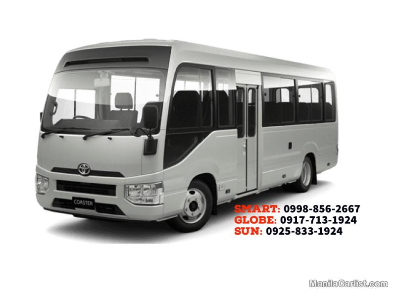 Picture of Toyota Coaster Shuttle Bus Mini Manual 2020