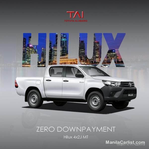 Toyota Hilux J MT Brand New Manual 2020