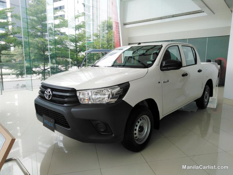 Picture of Toyota Hilux Base J Double Cab Manual 2019