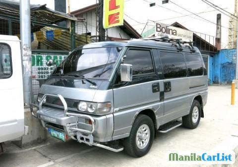 Pictures of Mitsubishi Delica Automatic 1994