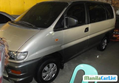 Picture of Mitsubishi Manual 2001