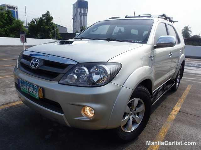 Picture of Toyota Fortuner Eco Plus Automatic 2009