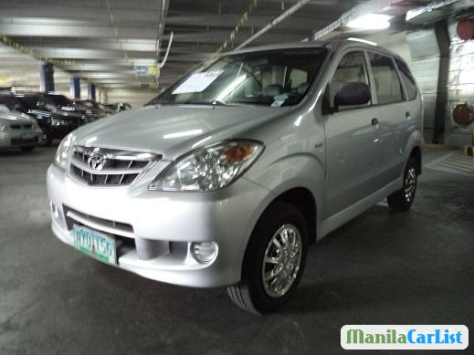 Picture of Toyota Avanza Manual 2010