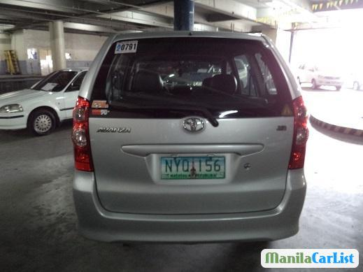 Toyota Avanza Manual 2010 in Philippines