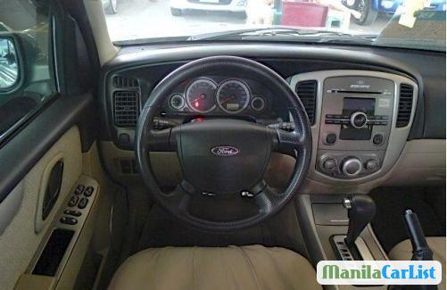 Ford Escape Automatic 2009