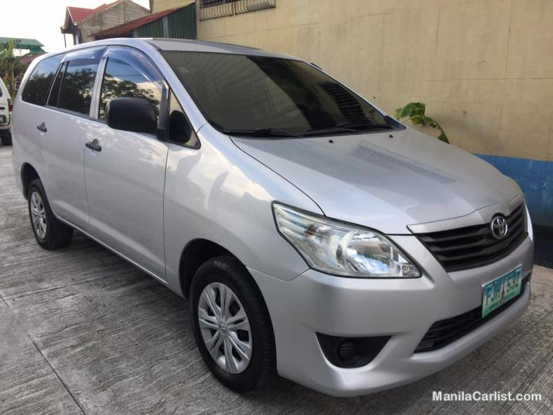Picture of Toyota Innova Manual 2013