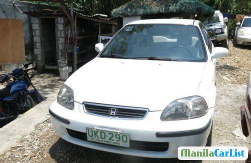 Pictures of Honda Civic Manual 1996