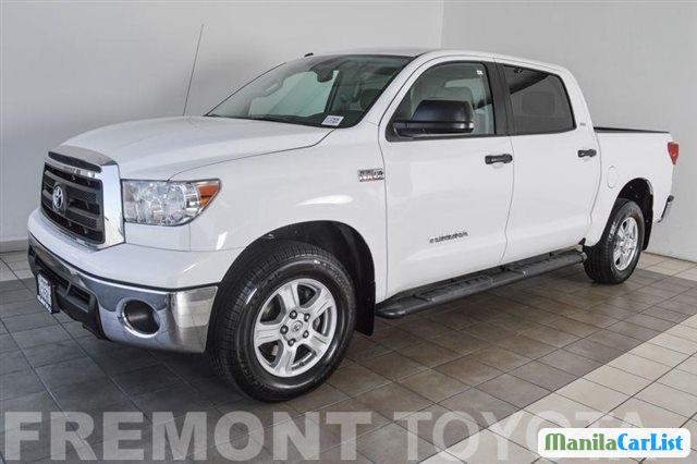Picture of Toyota Tundra Automatic 2013