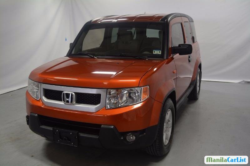 Picture of Honda Manual 2010