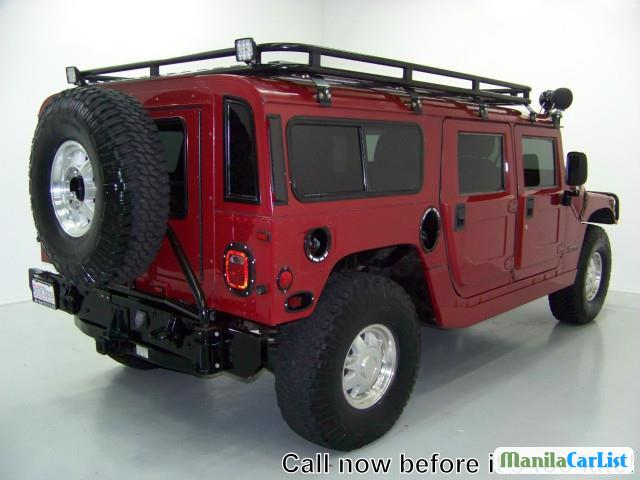 Hummer H1 Automatic 2000 - image 4