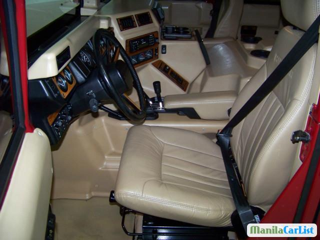 Hummer H1 Automatic 2000 in Metro Manila - image