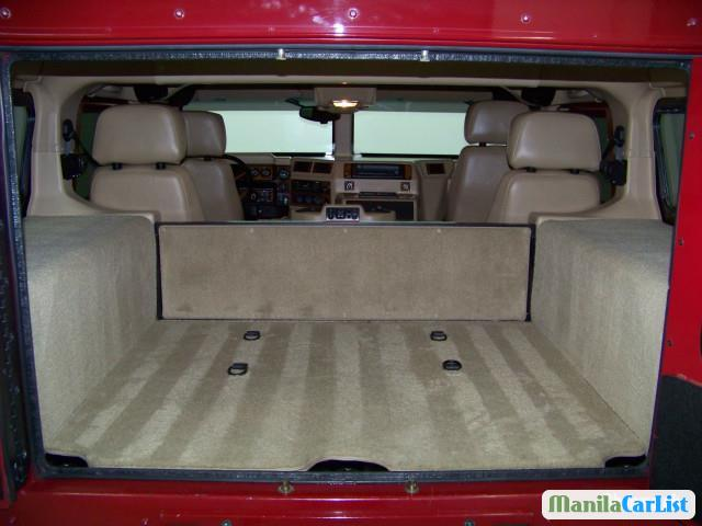 Hummer H1 Automatic 2000 - image 9