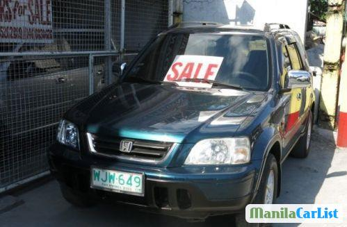 Pictures of Honda CR-V Automatic 1999