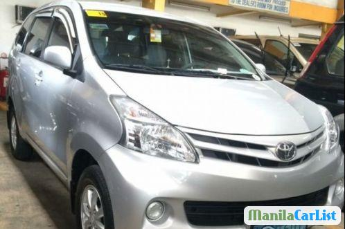 Picture of Toyota Avanza Automatic 2013