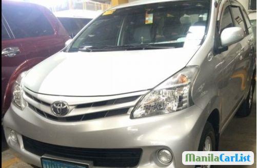 Toyota Avanza Automatic 2013