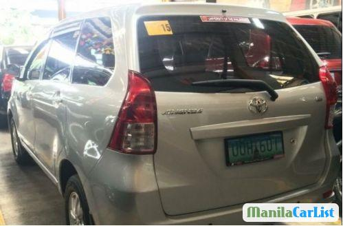 Picture of Toyota Avanza Automatic 2013 in Leyte