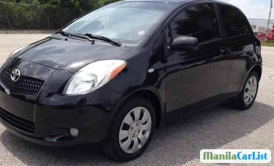 Pictures of Toyota Yaris Automatic 2008